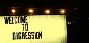 digression